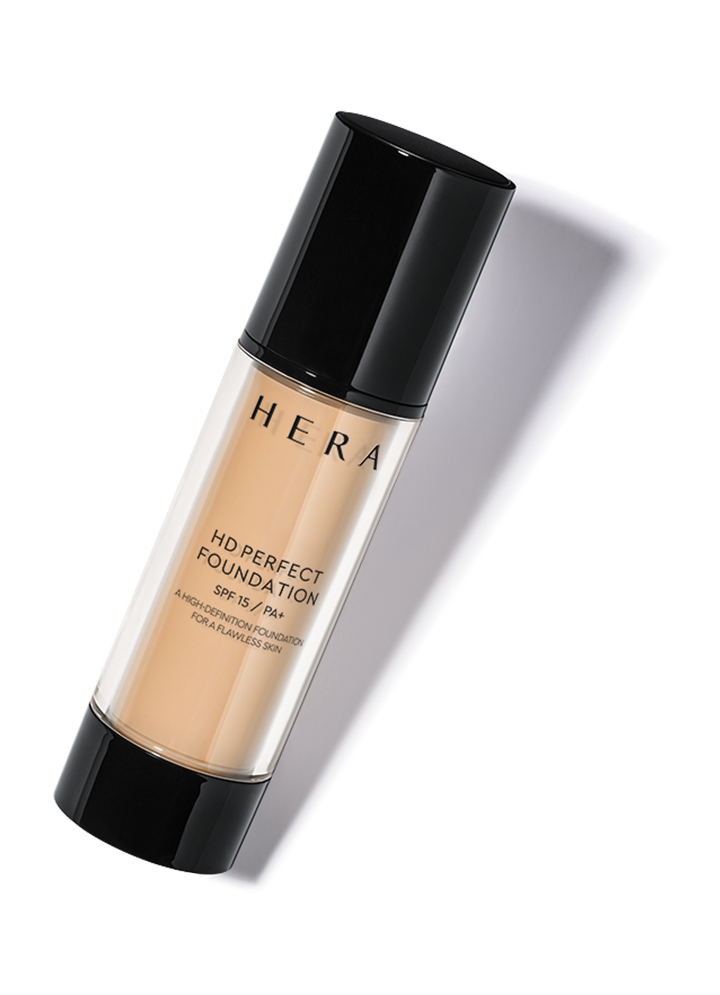 HD PERFECT FOUNDATION SPF 15 / PA+ No. 21 NATURAL BEIGE