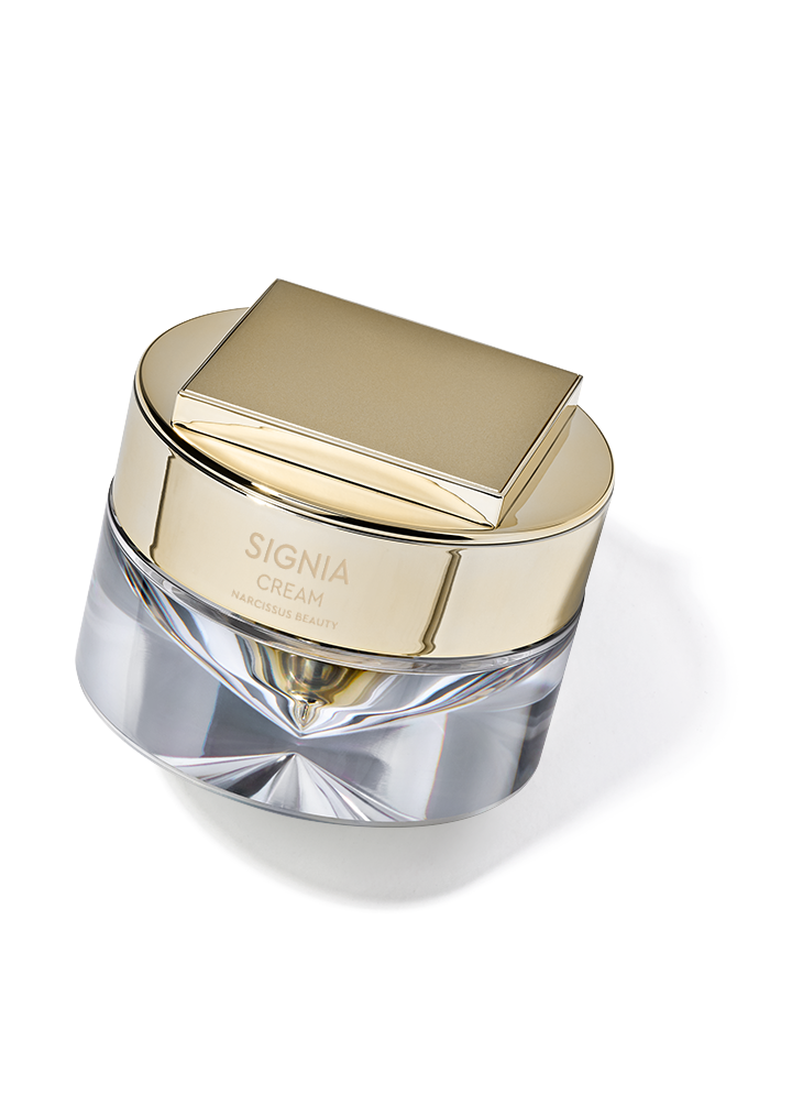 SIGNIA CREAM <span style='color:gray;'>NARCISSUS BEAUTY</span>