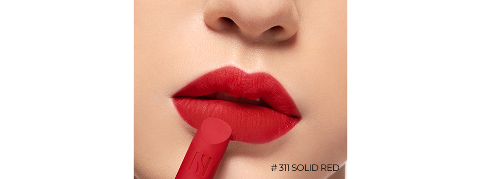 ROUGE HOLIC MATTE No. 311 SOLID RED